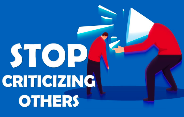 Ways to Stop Criticizing Others